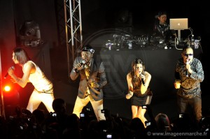 Concert privé des Black Eyed Peas @ VIP ROOM - Paris
