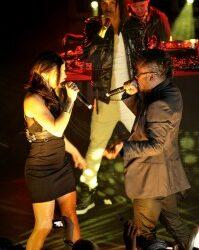 Concert privé des Black Eyed Peas @ VIP ROOM – Paris – 25 Juin 2009