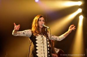 Concert Privé d'Olivia Ruiz au Bataclan Paris