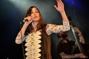 Olivia Ruiz au Bataclan- Concert privé