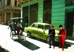 Lancement du film 7 days in havana