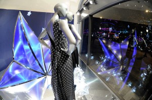 Prises de vue magasin pour le Visual Merchandising-HUGO  BOSS FRANCE le 23/11/2011