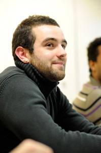 Reportage photos et portraits pour Télécom ParisTech le 24/11/2011