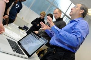 Présentation des projets de fin études ingénieurs et doctorants Telecom Paristech 07/11/2011